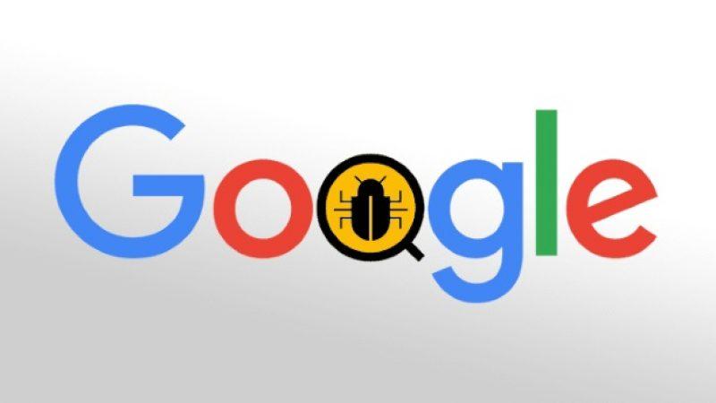 Un adolescent reçoit 36 000 euros pour avoir révélé à Google une faille critique de sécurité