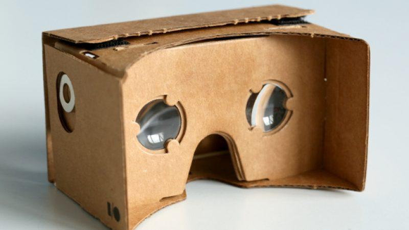 VR for G3 : Le casque de réalité virtuelle par LG