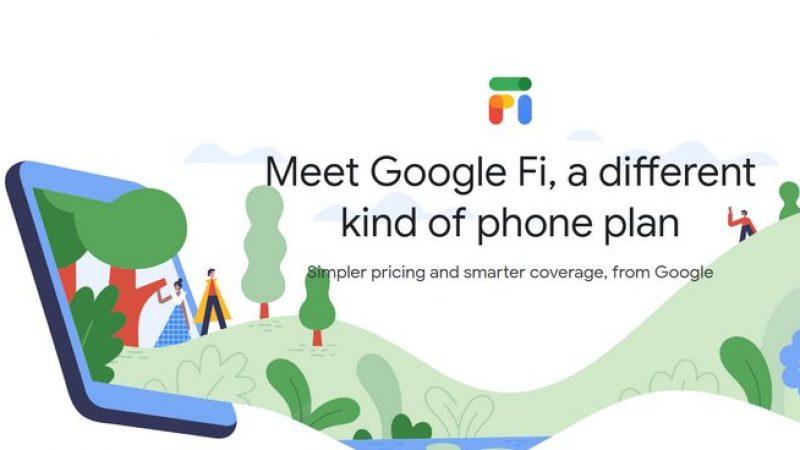 Google Fi : l'opérateur virtuel bientôt en Europe