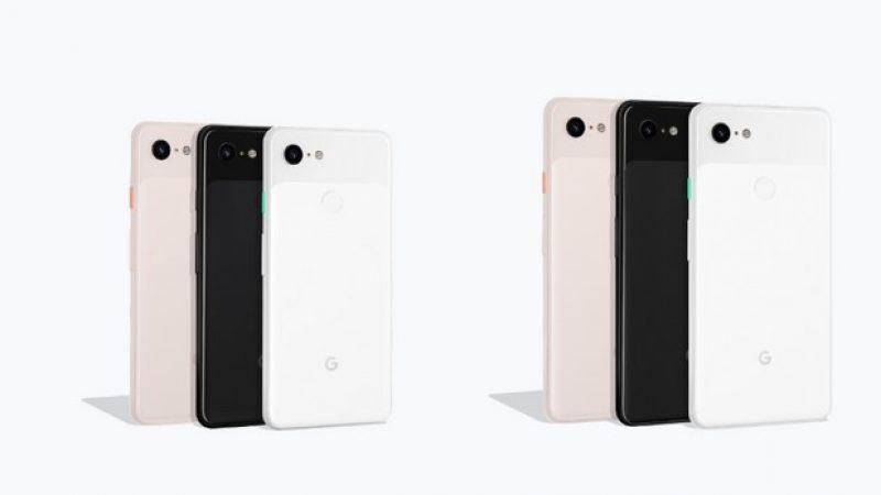 Google Pixel 3a : un cador de la photo dont le prix démarrerait à moins de 500 euros