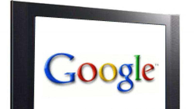Google s'attaque à la TV  et proposera une box pour se connecter au web