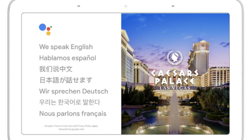 Google Assistant se dote de nouvelles fonctionnalités pour le CES 2019