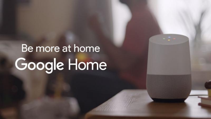 L'assistant virtuel intelligent Google Home arrive en France le 8 août