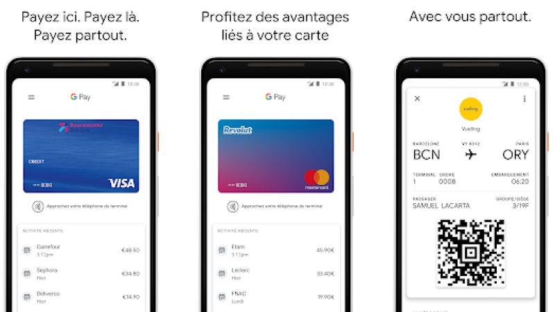 Google Pay arrive (un peu timidement) en France