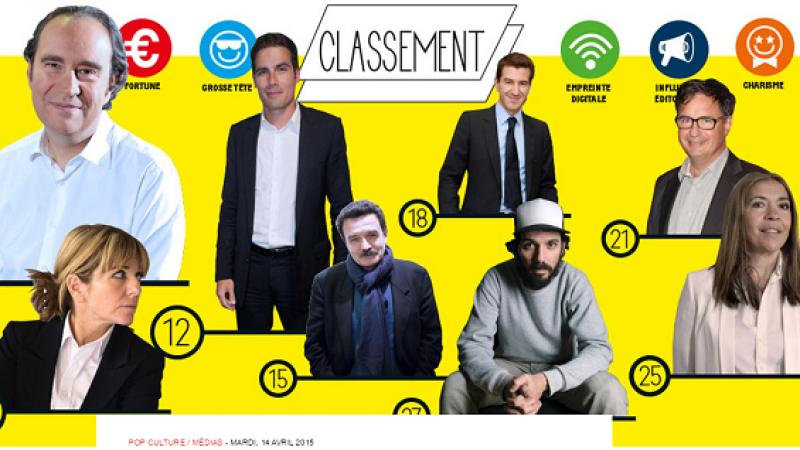 Xavier Niel dans le top 30 des Français les plus influents selon GQ