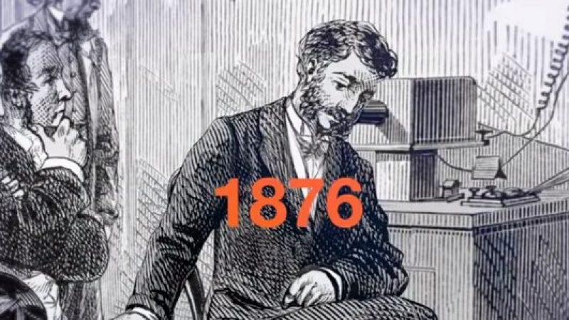 Télécoms : 150 ans d'histoire à redécouvrir