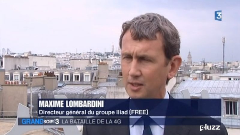 Reportage 4G : Maxime Lombardini dénonce la précipitation des opérateurs historiques, qui risque de créer de la déception