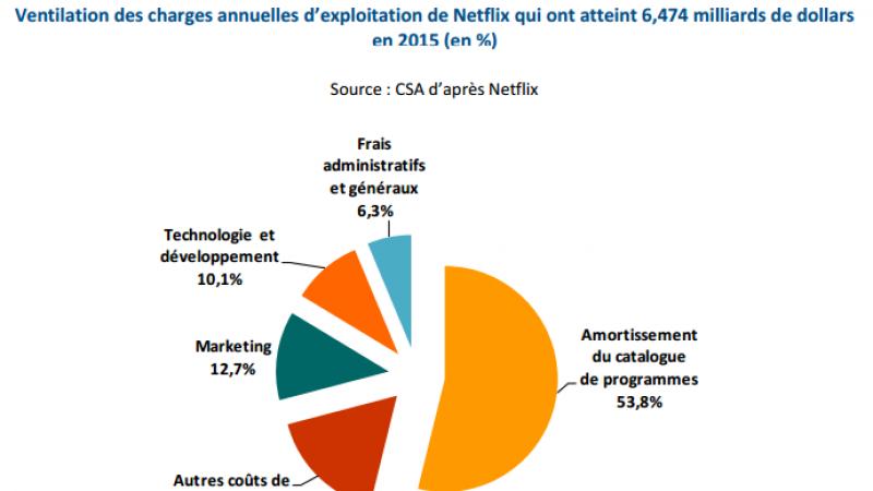 Netflix : un nombre d'abonnés en augmentation mais des problèmes techniques et financiers à résoudre