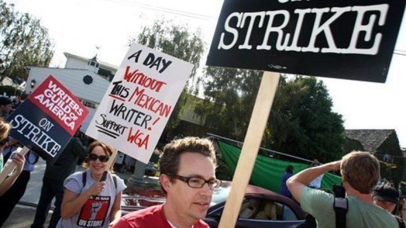 Un nouvel espoir dans la grève des scénaristes ?