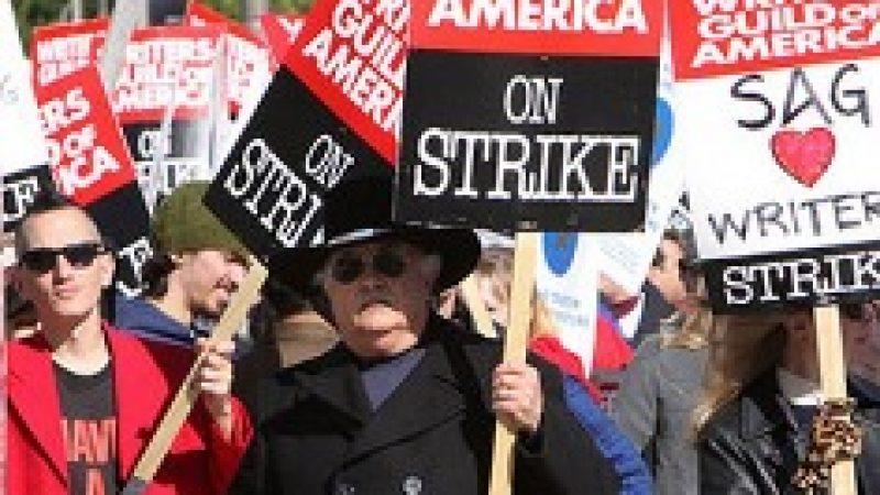 Fin de la Grève des scénaristes américains