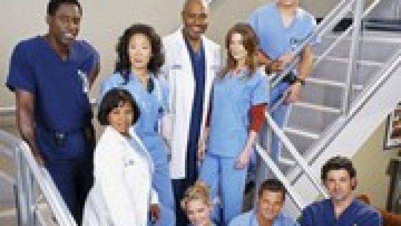 Greys Anatomy de retour en prime pour la saison 3