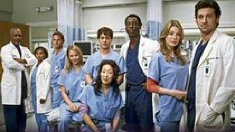 TF1 inaugure la Version Multilingue sur Grey's Anatomy