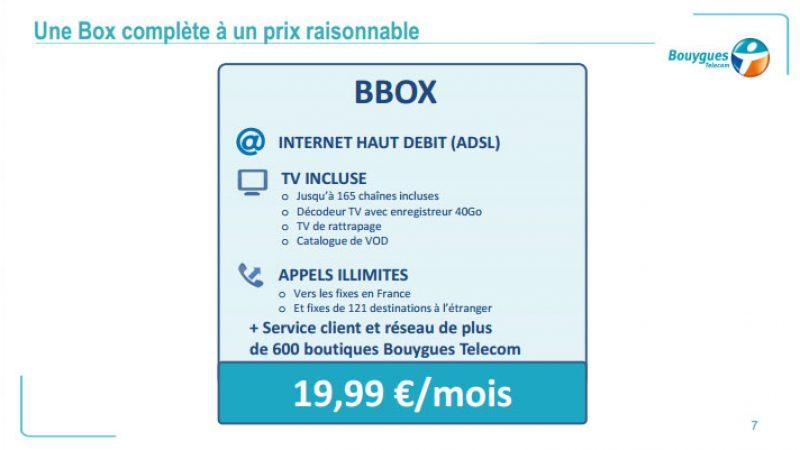 Découvrez la grosse annonce de Bouygues en avant première