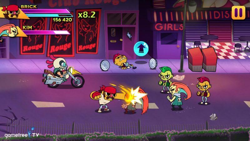 Nouveau jeu sur la Freebox Révolution : Big Action Mega Fight
