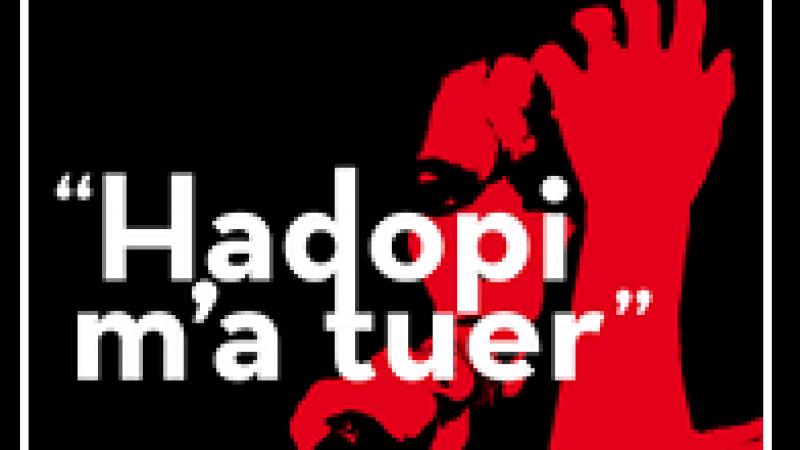 """Soirée et concerts """"Hadopi m'a tuer"""""""