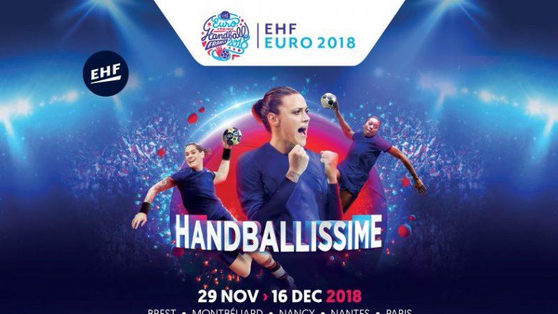 Championnat d'Europe de handball féminin : coup d'envoi ce soir sur beIN Sports