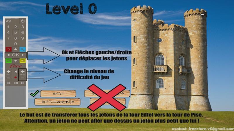 Passez de la tour Eiffel à la tour de Pise sur votre Freebox Révolution