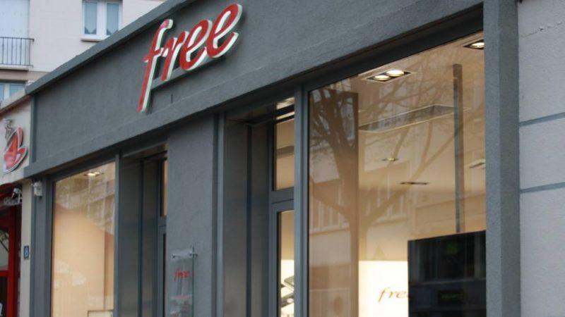 Le quatrième Free Center a ouvert ses portes