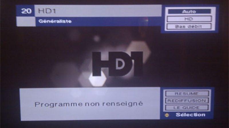 Les 6 nouvelles chaînes HD de la TNT seront également diffusées en bas débit sur la Freebox