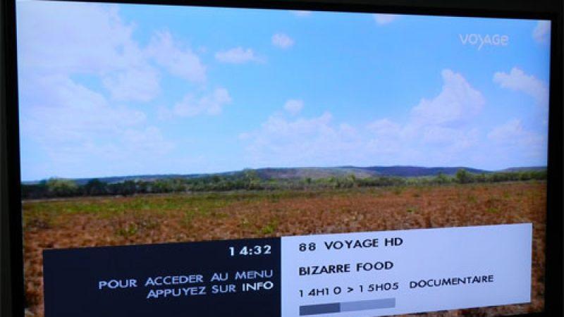 Les 5 nouvelles chaînes HD sont arrivées sur Canalsat