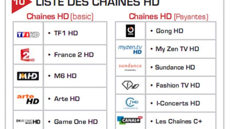 Direct 8 HD est arrivée… chez Orange