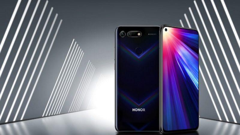 Honor View 20 : le smartphone disponible en France, voici son prix