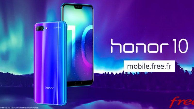 Free Mobile : un nouveau smartphone débarque dans la boutique en ligne