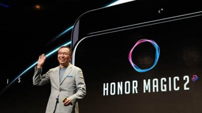 Honor tease son Magic 2 avec des visuels sans encoche et un nouvel assistant vocal