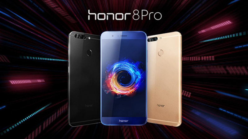 Honor 8 Pro : le nouveau smartphone haut de gamme disponible en précommande chez Free Mobile
