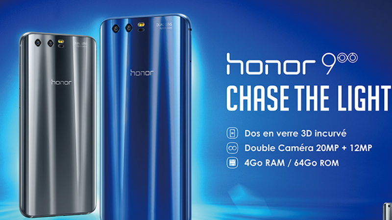 Free Mobile : le Honor 9 arrive en noir, avec un casque offert et une ODR prolongée