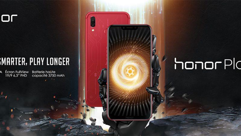 Free Mobile : le nouvel Honor Play est déjà disponible avec une couleur exclusive à Free