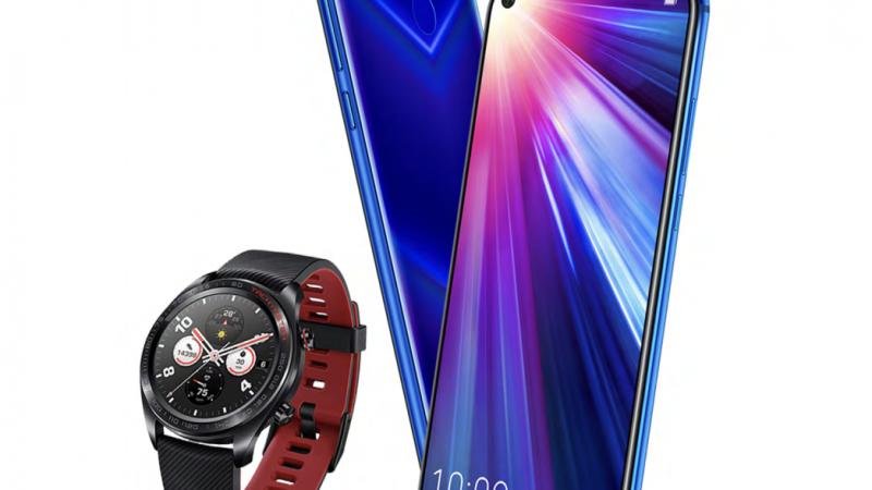 Free Mobile : le nouvel Honor View 20 débarque en précommande dans la boutique en ligne avec une montre connectée offerte