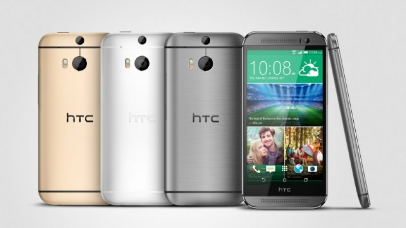 HTC dévoile officiellement son HTC One (M8)