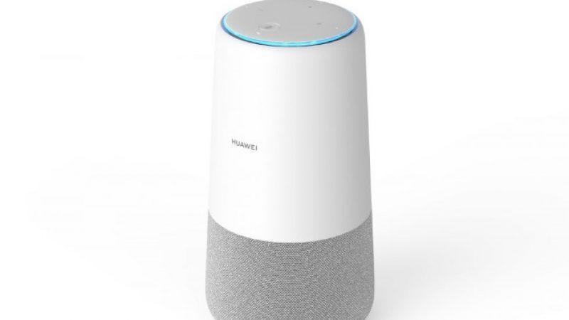 Huawei AI Cube : la première enceinte connectée de la marque