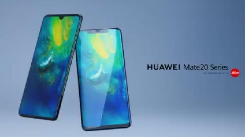 Huawei conserve sa médaille d'argent devant Apple