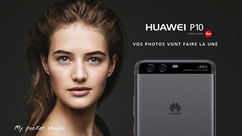 Free Mobile accueille le nouveau Huawei avec un Flip cover offert