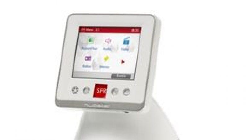 SFR va lancer Hubster, un écran communiquant fonctionnant chez tous les FAI