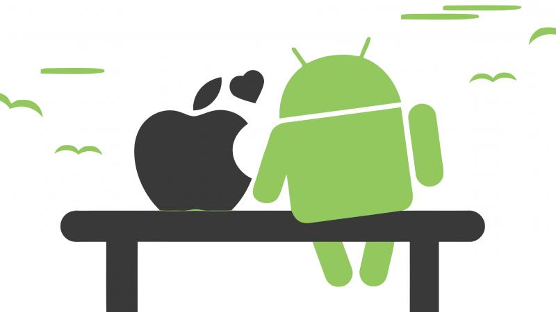 Mobile : 99,6 % des smartphones tournent désormais sous Android ou iOS