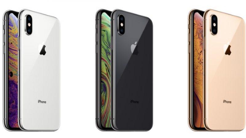 Apple : la marque a dévoilé lors de sa conférence annuelle, ses nouveaux iPhone XR, XS et XS Max
