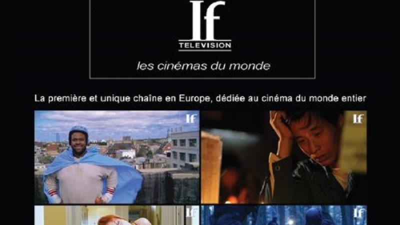 Freebox TV : If Télévision sera diffusée sur le canal 37