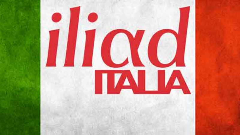 A quelques mois de son arrivée en Italie, Free y a recruté 70 personnes