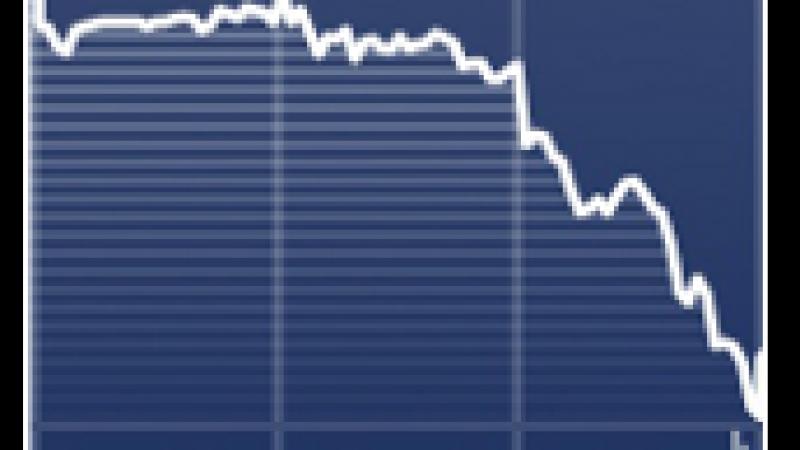 L'action Iliad chute de 4%