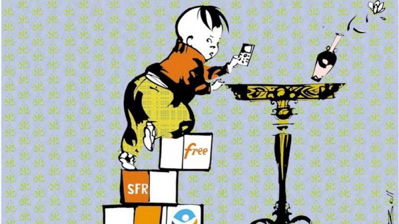 Free, Orange, SFR et Bouygues : quel opérateur (r)apporte le plus ?