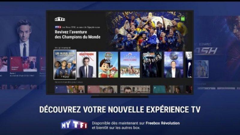 Découvrez le test du service de replay flambant neuf MYTF1 sur Freebox Révolution