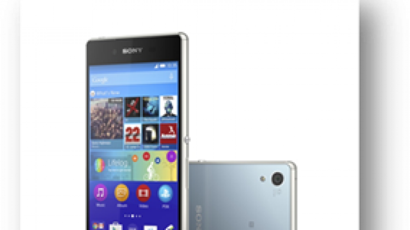 Xperia Z3+, le nouveau smartphone 4G+ de Sony, sera disponible en exclusivité chez Darty