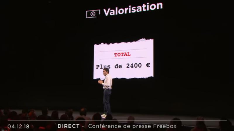 Le prix et le coût de la Freebox Delta, fruit d'une nouvelle logique de Free