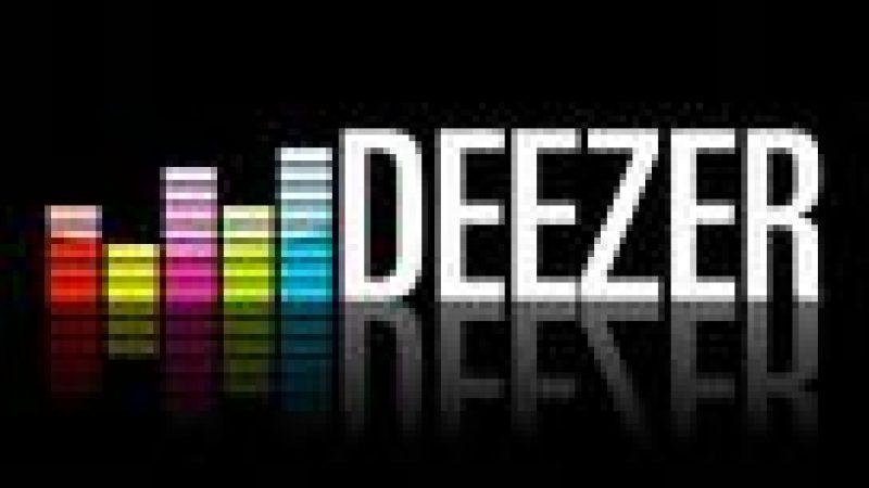 Deezer accueillera bientôt le catalogue d'Universal