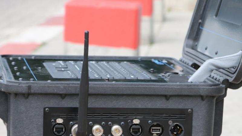 L'outil d'écoutes téléphoniques de la police pris en flagrant délit d'émission massive d'ondes électromagnétiques