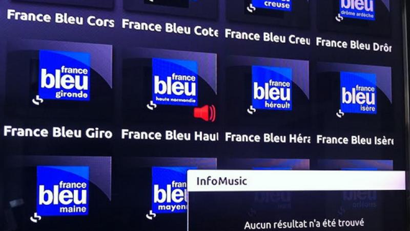 Le service Infomusic de la Freebox en panne de reconnaissance