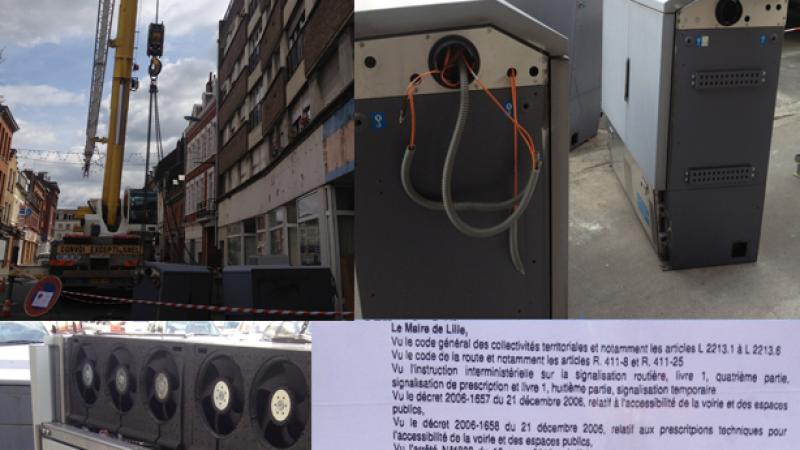 Découvrez l'installation d'une antenne relais en image
